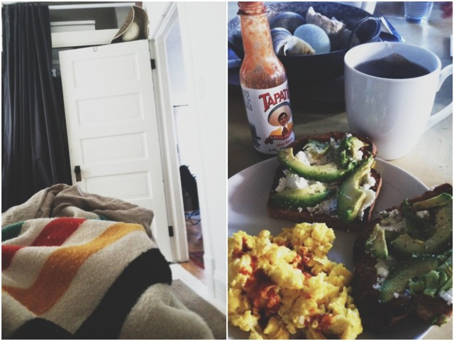 A Denver Home Companion | LAZY MORNINGS