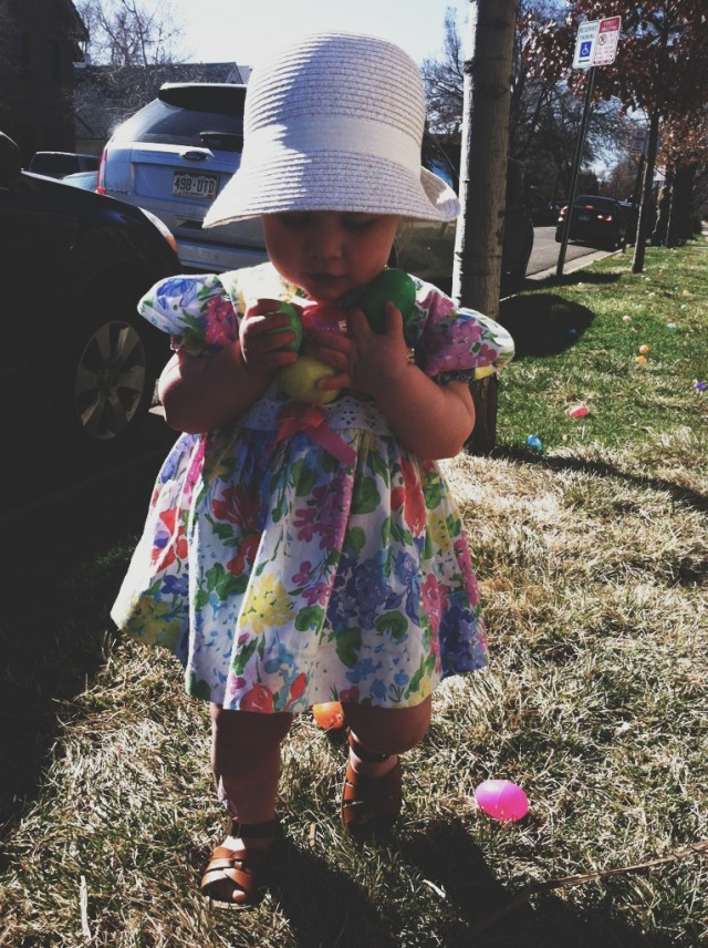 A Denver Home Companion | easter sunday