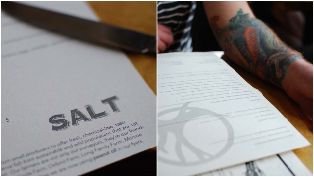 A Denver Home Companion | Salt Boulder Bistro