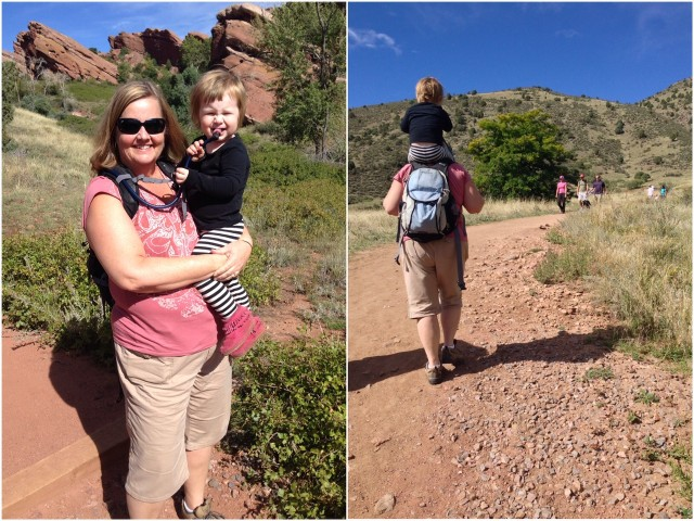 A Denver Home Companion | trading post trail at red rocks