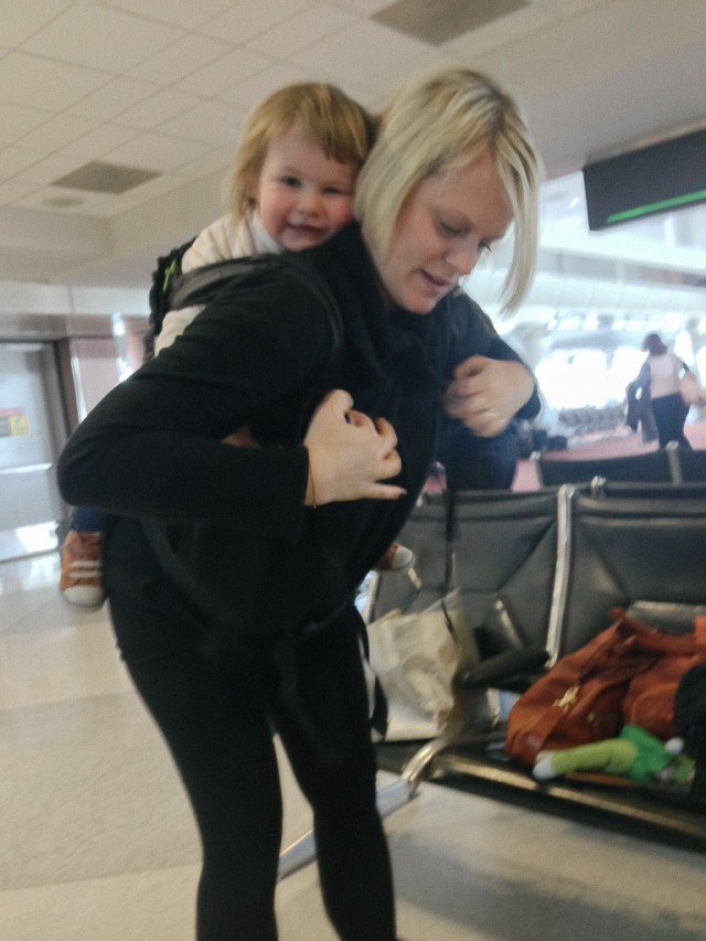 A Denver Home Companion | boba air baby carrier